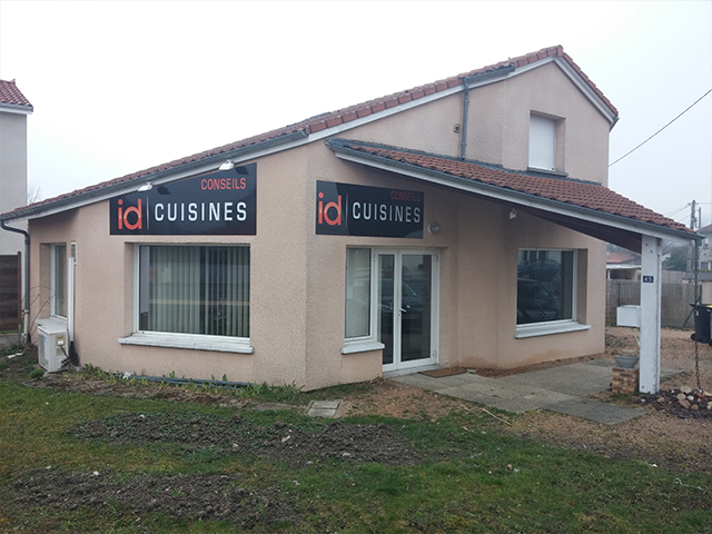 Conception cuisine vers Clermont Ferrand Id Cuisines Conseils Mozac